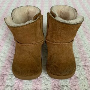 UGG baby/toddler sized boots Keelan style